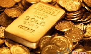 تراجع سعر الدولار وراء إنخفاض سعر الذهب