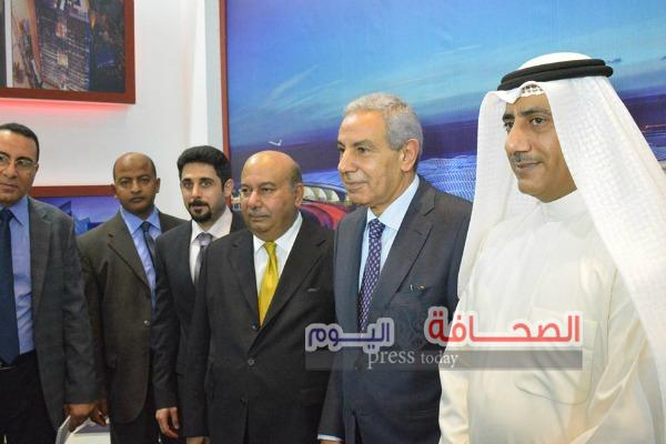 بالصور .. وزراء وفنانين فى حفل إفتتاح الأسبوع الكويتى التاسع بالقاهرة