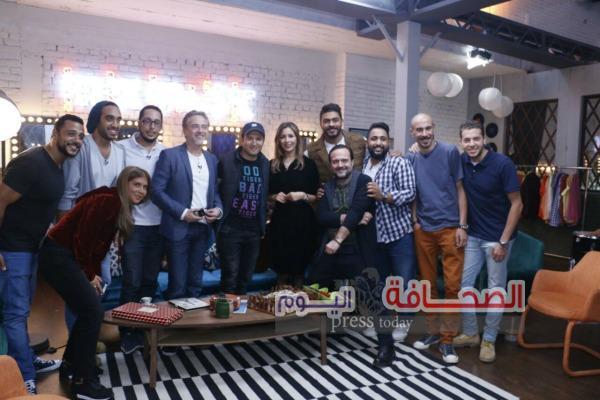 "ليله غنائيه  في ""ميكس ميوزيك"" بتوقيع مروان خوري وجنات وكراكيب"