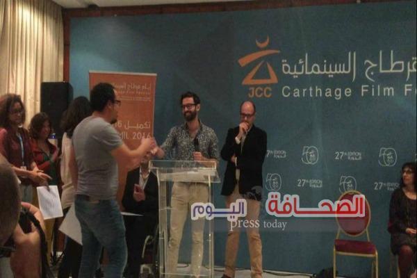 فيلم غربي يفوز بجائزة MAD Solutions بمهرجان قرطاج