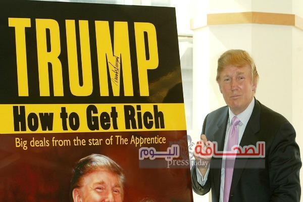 فوربس:3,7 مليار دولار ثروة دونالد ترامب