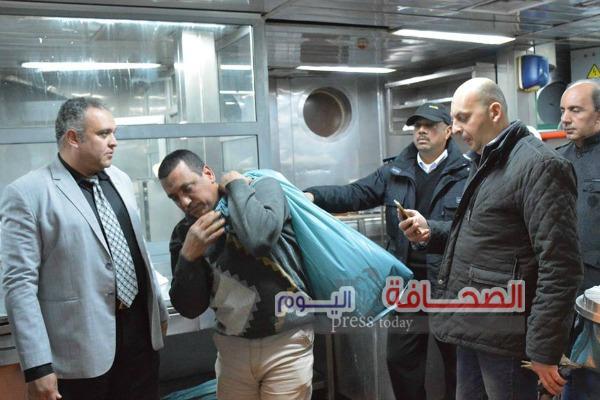 ضبط لحوم فاسدة فى حملة على المطاعم العائمة بالقاهرة