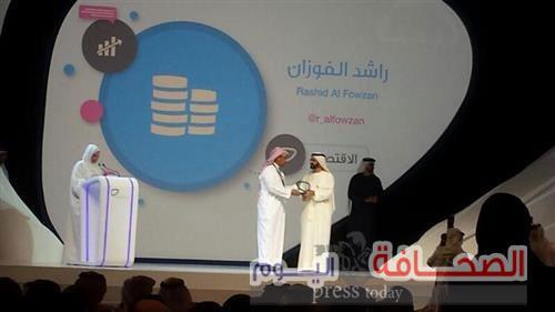 سلطنة عُمان تفوز بجائزة رواد التواصل الإجتماعي عربيا