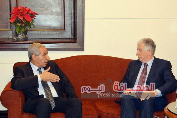 قابيل :يبحث تعظيم الإستفادة من الآليات التمويلية للمؤسسة الدولية الإسلامية لتطوير منظومة الصادرات المصرية