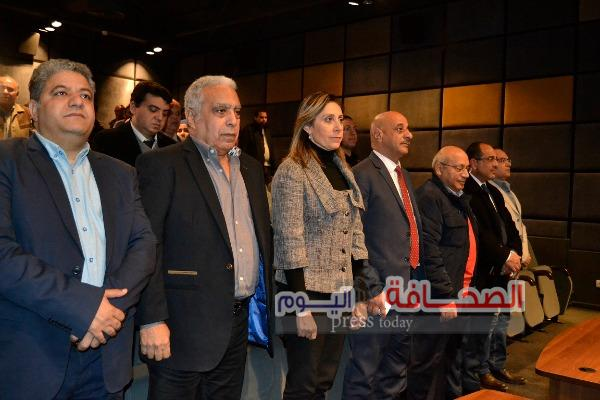 تظاهرة حب في إفتتاح أسبوع أفلام نجيب محفوظ بسينما الهناجر