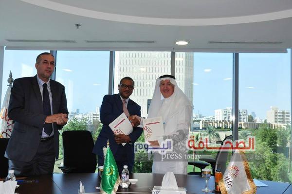 المؤسسة الدولية للتجارة تعقد إتفاقية بـ45 مليون دولار لتمويل قطاع الكهرباء بموريتانيا