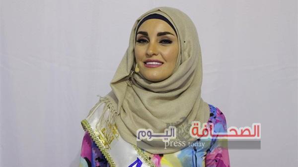 السورية رهف هارون تفوز بلقب الوصيفة الأولى في برنامج الملكة