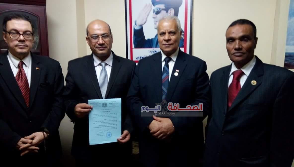 حزب مصرالقومييخوض الإنتخابات المحلية