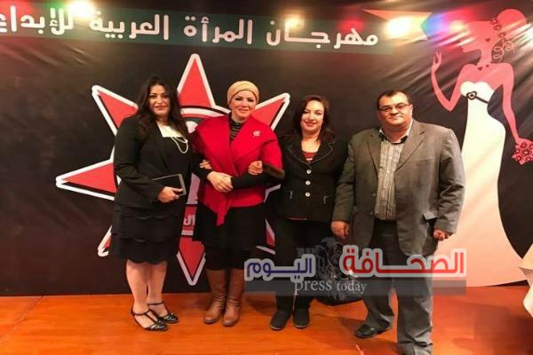 مهرجان المرآه العربية للإبداع بشرم الشيخ لدعم المشروعات الصغيرة للشباب