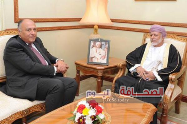 بحث تعزيز التبادل التجاري والإستثمار بين سلطنة عمان ومصر