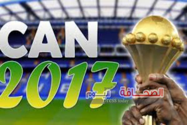 تعرف على :القنوات والترددات الخاصة بمباريات كأس الأمم 2017
