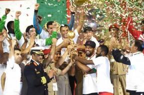 منتخب عمان العسكرى