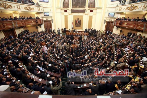 مجلس النواب المصرى يشيد بقوة العلاقات العمانية المصرية