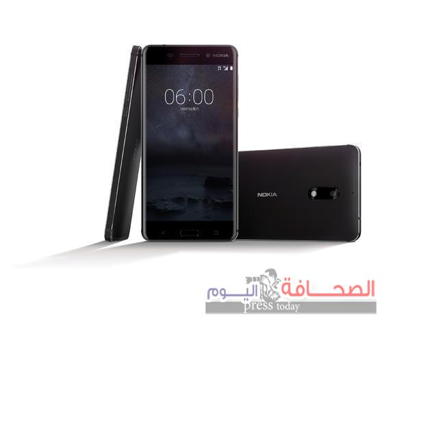 بالصور :أول هاتف ذكى من Nokia