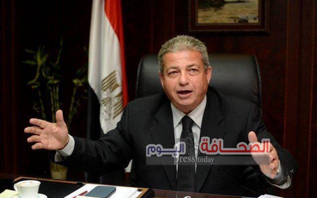 600 ألف جنيه دعم من وزارة الرياضة لـ 12 نادي في 8 محافظات