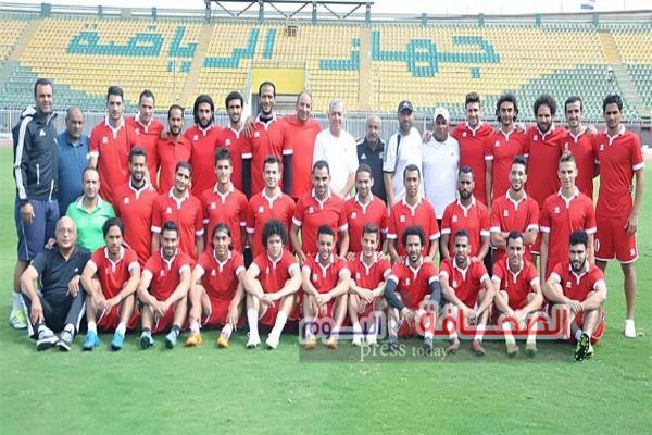 مصر تشارك  في  بطولة  كأس العالم العسكرية التي تستضيفها  سلطنة عمان