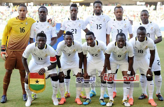 """تعرف على : فزاعة منتخب """"غانا"""""""