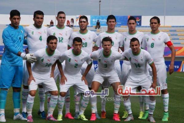 المنتخب العسكرى العماني انهي معسكره في مصر بعد 4 مباريات ودية