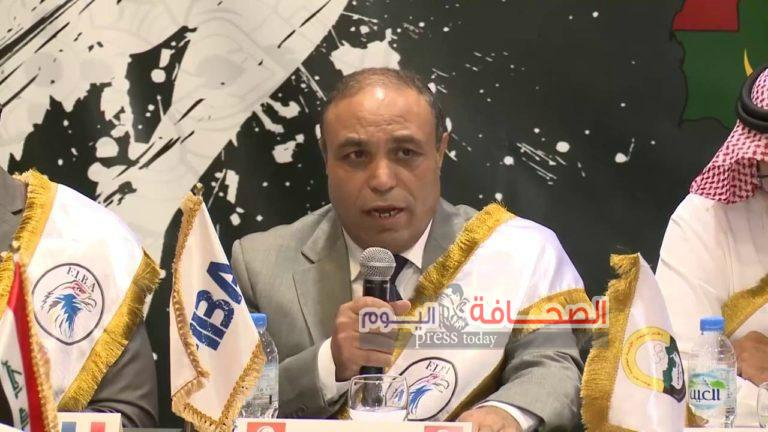 بمشاركة مصرية إنطلاق أكبر حدث دولي للملاكمة العربية بالأردن