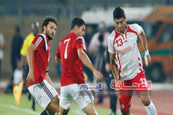 50 جنيها ثمن تذكرة مباراة مصر وتونس الودية