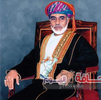 سامح شكري يشيد بالسياسة الحكيمة للسلطان قابوس في تعزيز جهود السلام والاستقرار العربي والدولي
