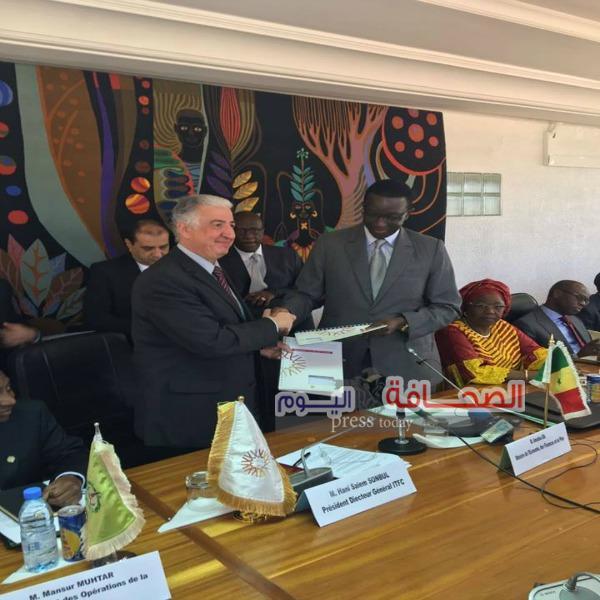 المؤسسة الدولية الإسلامية لتمويل التجارة (ITFC) تعزّز قدرات المصدرين السنغاليين في التجارة الدولية