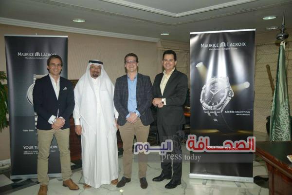 الغزالي تطرح مجموعة ايكون ( AIKON ) من موريس لاكروا في السوق السعودي