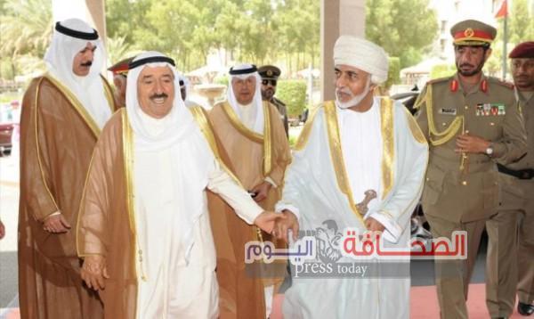 مواقع التواصل تتفاعل بمناسبة زيارة أمير الكويت لسلطنه عمان