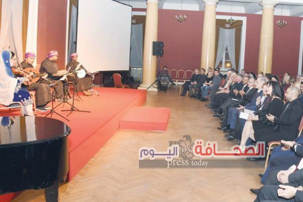 """انطلاق الفعاليات إلاعلامية """"جوهر عُمان""""  في العاصمة الليتوانية فيلنيوس"""