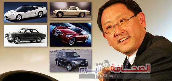 تويوتا: سياسة إستدعاء السيارات تصب فى مصلحة الجميع