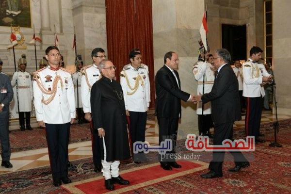 الاستثمارات الهندية فى مصر فى ندوة لاكبر مستثمر هندى فى مصر