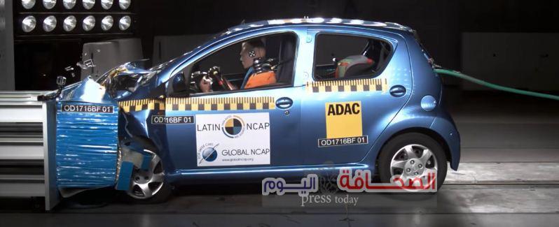 شيرى وإختبارات السلامة والأمان Euro NCAP