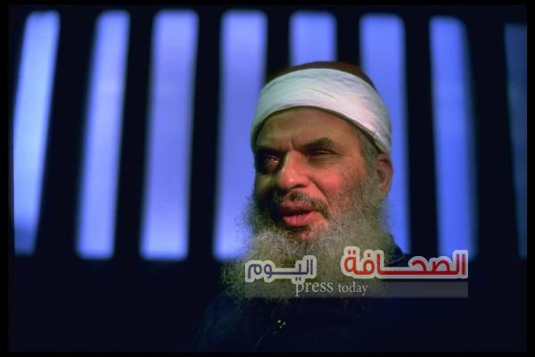 وفاة عمر عبد الرحمن بالسجون الامريكية