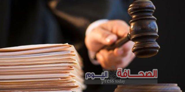بأمر المحكمة :برآة المتهين وإستدعاء الضابط