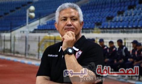 محمد حلمى يقود مران الزمالك لحين الإستقرار على مدرب أجنبى