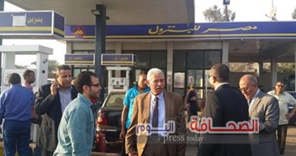 مصر للبترول : غش البنزين إشاعة لا أساس لها من الصحة