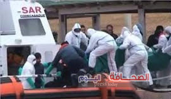 مصرع13 مهاجرآ في حاوية شحن بليبيا