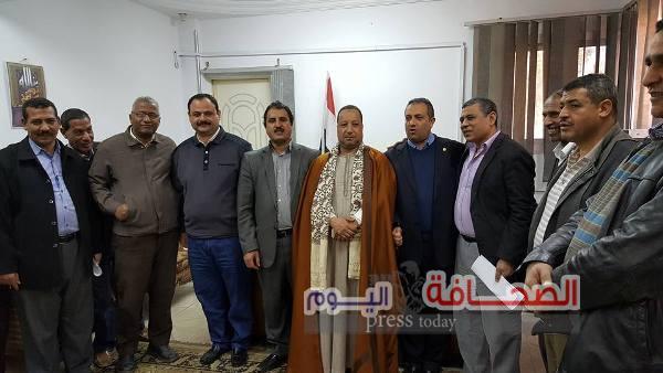 النائب هشام الشطورى وتوفير عبارة بديلة لأهالى دائرته بالشورانيه
