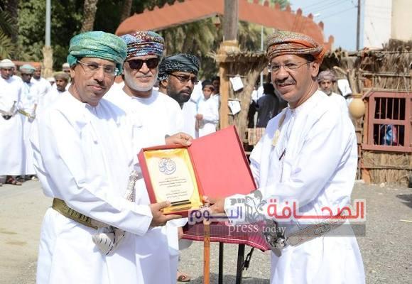 بالصور :د. عبد المنعم بن منصور يفتتح ملتقى القبائل التراثى الرابع