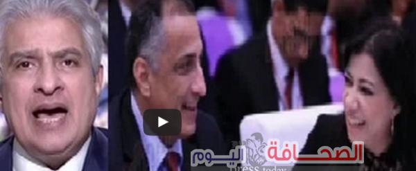 شاهد :الإبراشى ينتقد طارق عامر: سايب الجنيه ينهار وبتتفسح فى أوربا