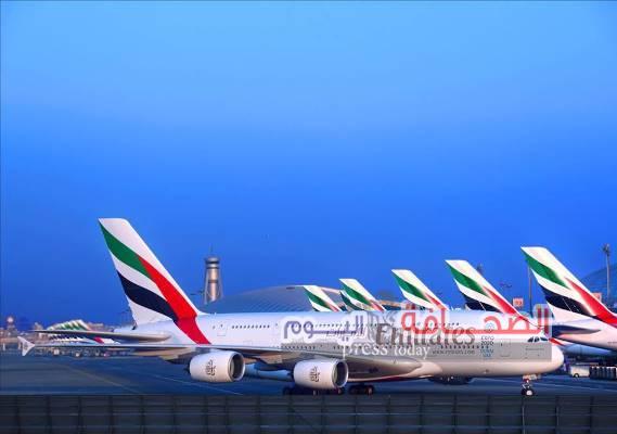 طيران الإمارات تطلق ثلاث رحلات إضافية أسبوعياً إلى ستوكهولم