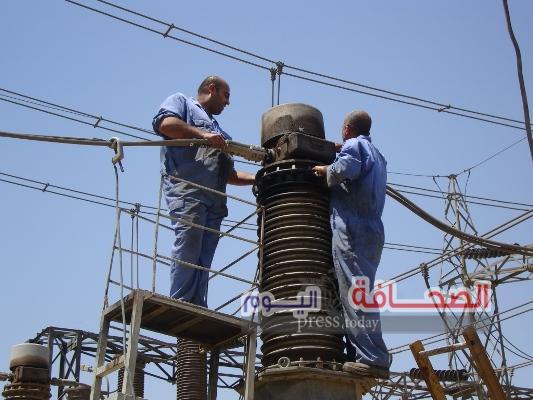 تعرف على: المناطق التى سيتم فصل الكهرباء عنها بالغربية لإجراء الصيانة الدورية