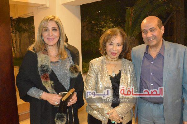 بالصور ..صالون شموع الثقافى يحتفل بذكرى ميلاد موسيقار الأجيال محمد عبد الوهاب