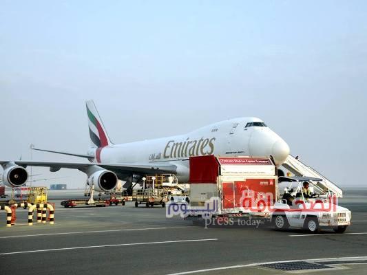 الإمارات للشحن الجوي تنقل أشهر خيول السباق إلى دبي