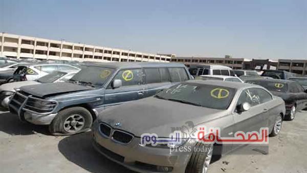 أسامه سامى : مزاد جمارك السيارات إبريل المقبل