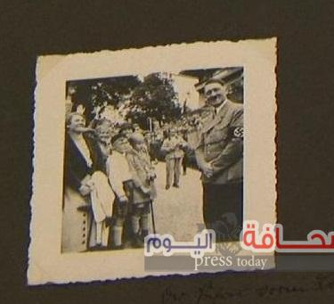 بالصور :الزعيم النازى هتلر فى المزاد