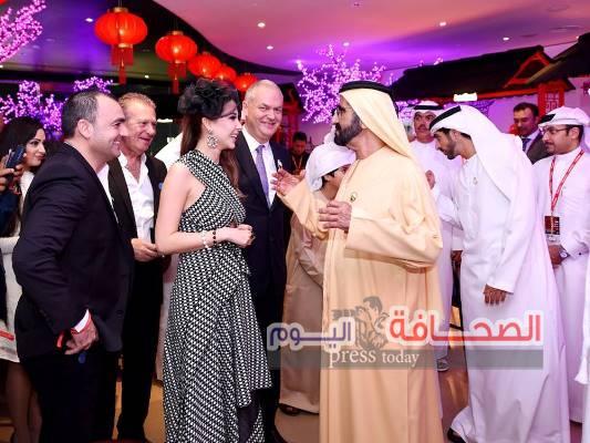 طيران الإمارات : تحتفل مع ضيوفها بكأس دبي العالمي