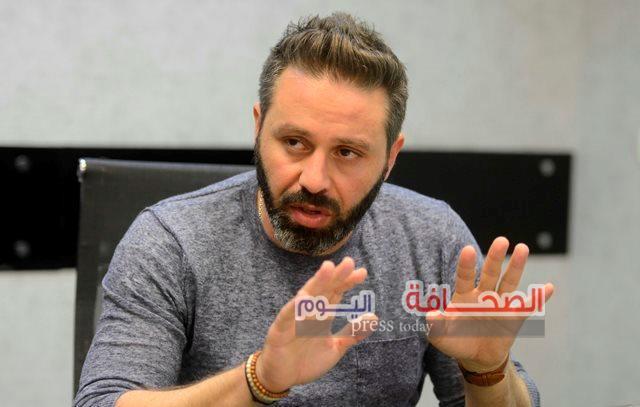 تعرف على: رد فعل حازم إمام بعد إنسحاب الزمالك من أمام المقاصة