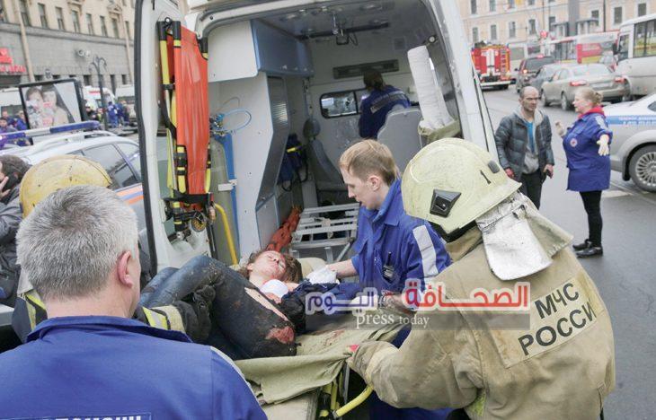 سلطنة عمان تدين تفجير سان بطرسبورج وتؤكد تضامنها مع روسيا