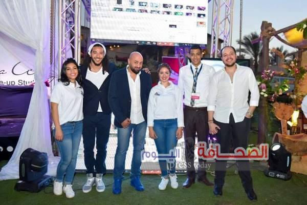 نجاح مهرجان القاهرة لحفلات الزفاف